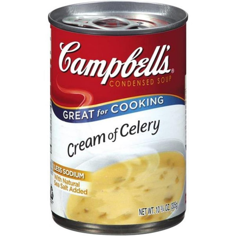 Campbell's Cream of Celery Soup (305g), 3,19 €, USA-Drinks, ihr