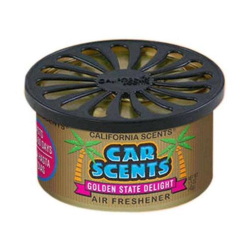 Car Scents Golden State Delight