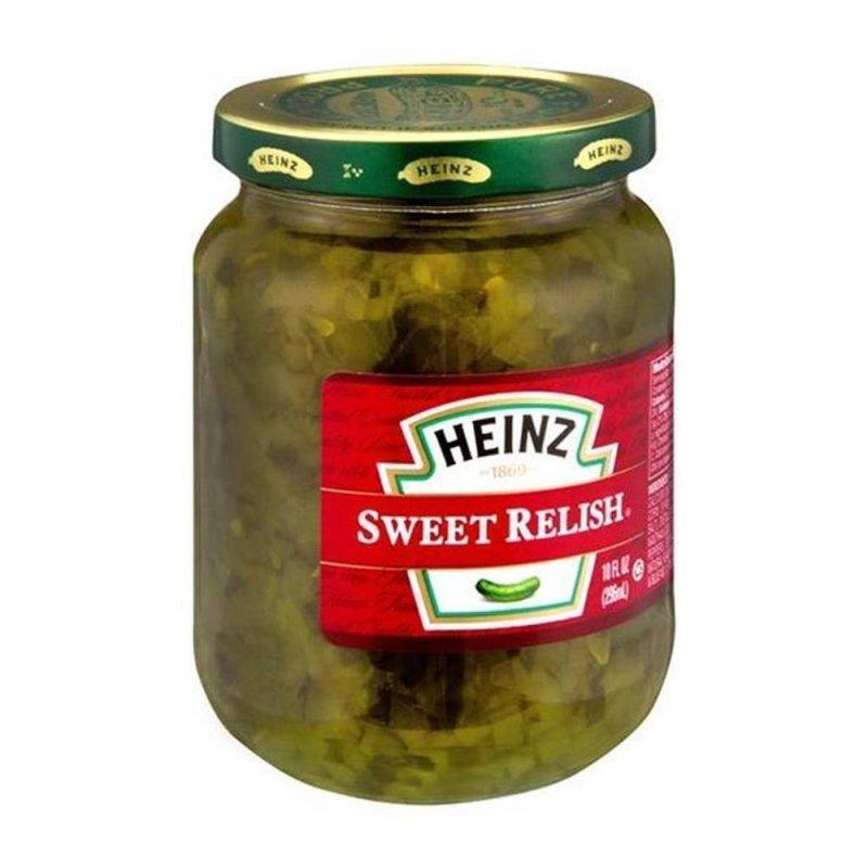 HEINZ Sweet Relish - Glas ( 296ml ), 3,99 €