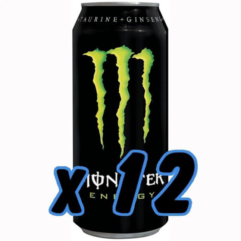 monster usa energy drink 12 x 473 ml 46 99. Black Bedroom Furniture Sets. Home Design Ideas