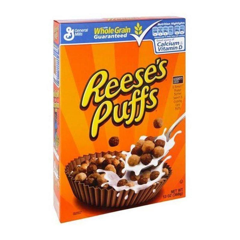 reeses puffs fr hst cks cerealien 510g 8 39. Black Bedroom Furniture Sets. Home Design Ideas