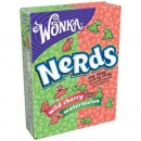Wonka Nerds Wild Cherry - Watermelon (36x46,7g)