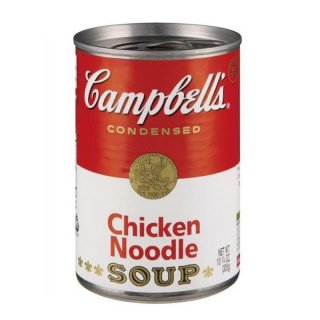 Campbells Chicken Noodle Soup (305g)