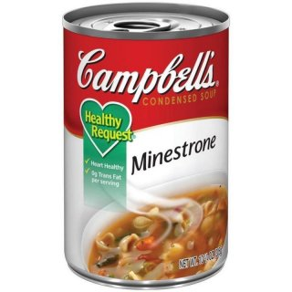 Campbells Healthy Request Minestrone Condensed Soup (305 g)