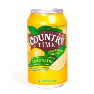 Country Time Lemonade 1 x 355 ml