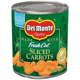 Del Monte Sliced Carrots (234 g)