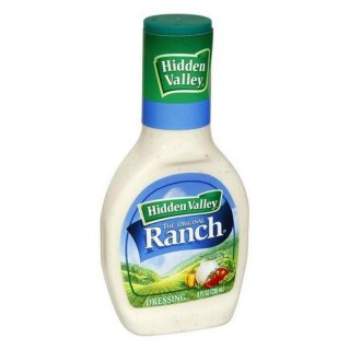 Hidden Valley Ranch Dressing (236ml)