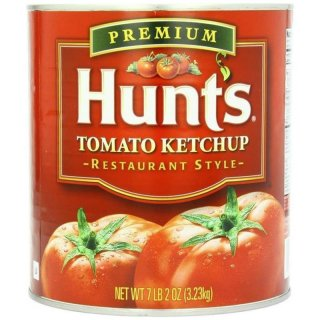 Hunts - Tomato Ketchup Restaurant Style (3.23kg)
