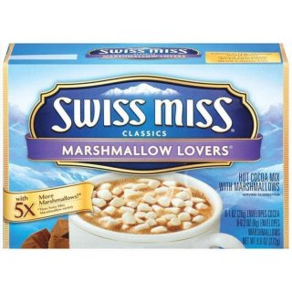 Swiss Miss Marshmallow Lovers Hot Cocoa Mix (8x26g)