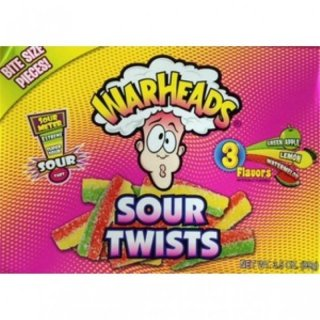 Warheads Sour Twists (99g)