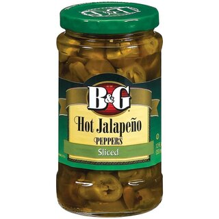 Hot Jalapeno Peppers Sliced (355ml)