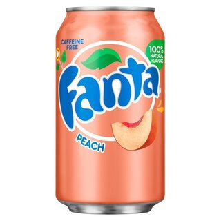 Fanta Peach 1 x 355 ml