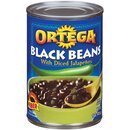 Ortega - Black Beans with Diced Jalapenos (454g)