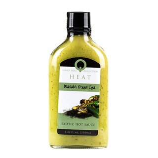 Blairs Heat - Wasabi GreenTea Exotice Hot Sauce (250ml)