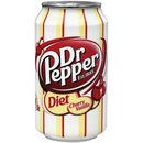 Dr Pepper Cherry Vanilla DIET 24 x 355 ml