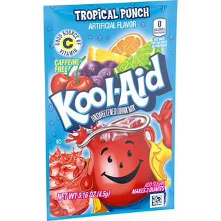 Kool-Aid Drink Mix - Tropical Punch (4.2 g )