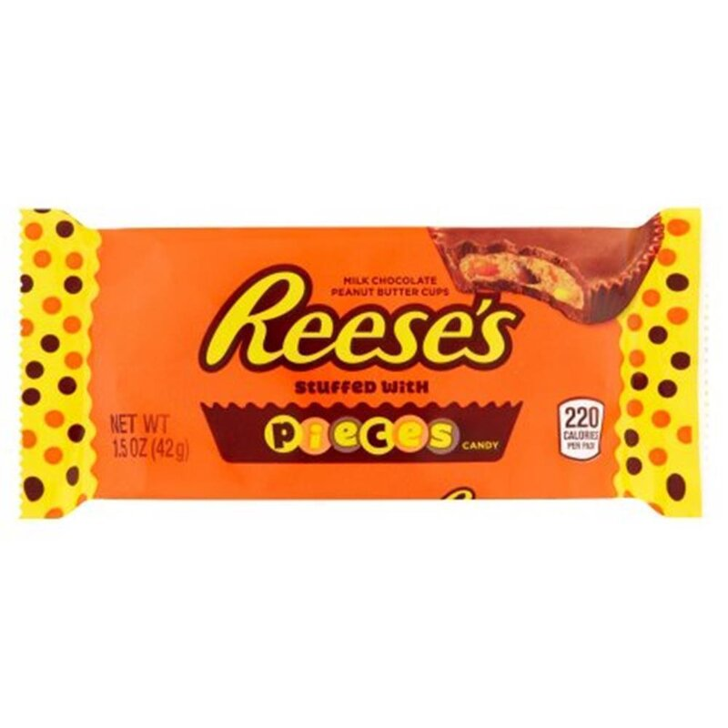 Reeses Pieces Peanut Butter Cup - 1 x 42g