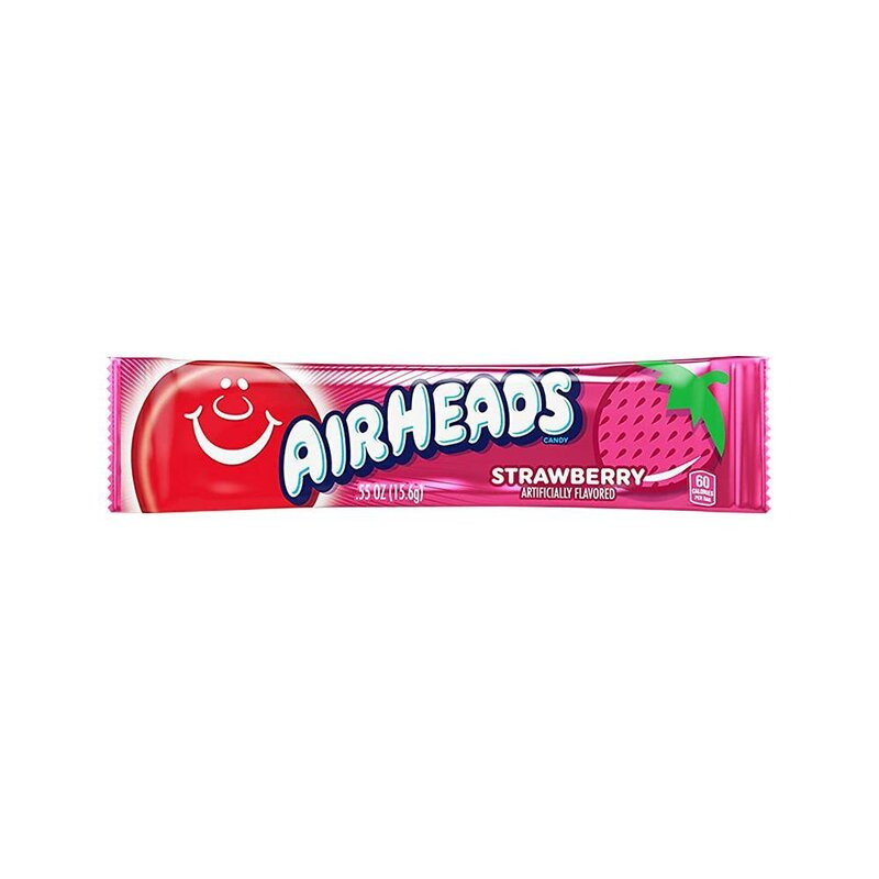 Air Heads Strawberry - 1 x 16g