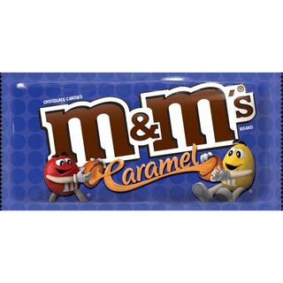 M&Ms - Caramel - chocolate candies (24x 40g)