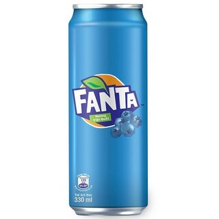 Fanta Blueberry 1 x 330 ml