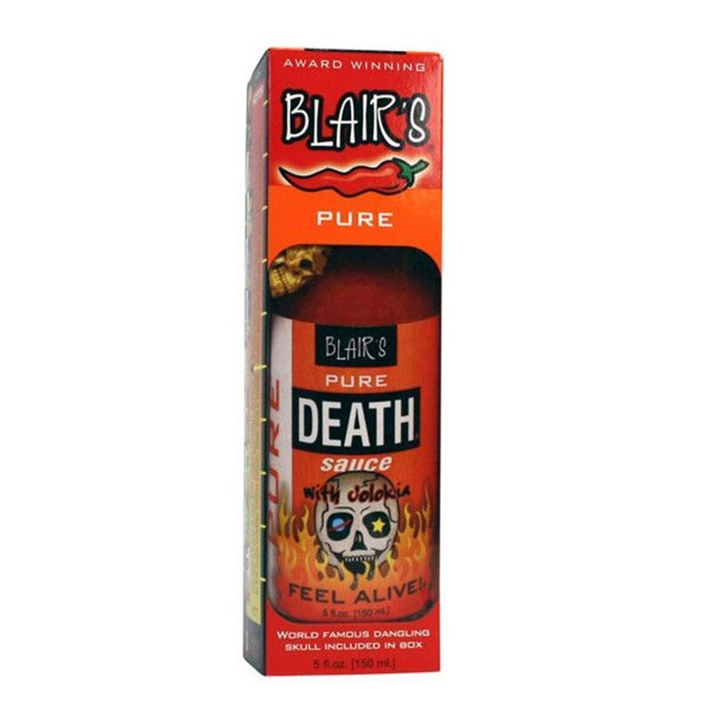 Blairs - Pure Death Sauce with Jolokia - 1 x 150ml