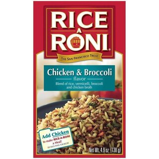 Rice a Roni - Chicken & Brocoli - 1 x 138 g