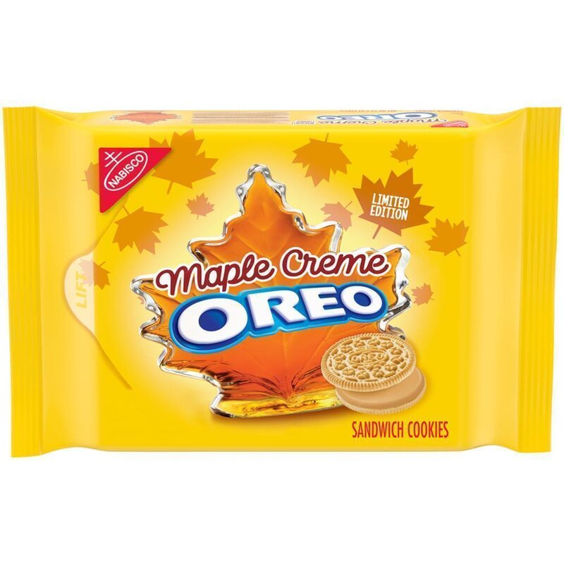 Oreo - Maple Creme - Limited Edition (345g)
