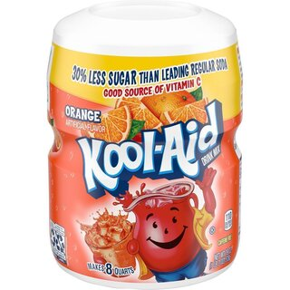 Kool-Aid Drink Mix - Orange - 1 x 538 g
