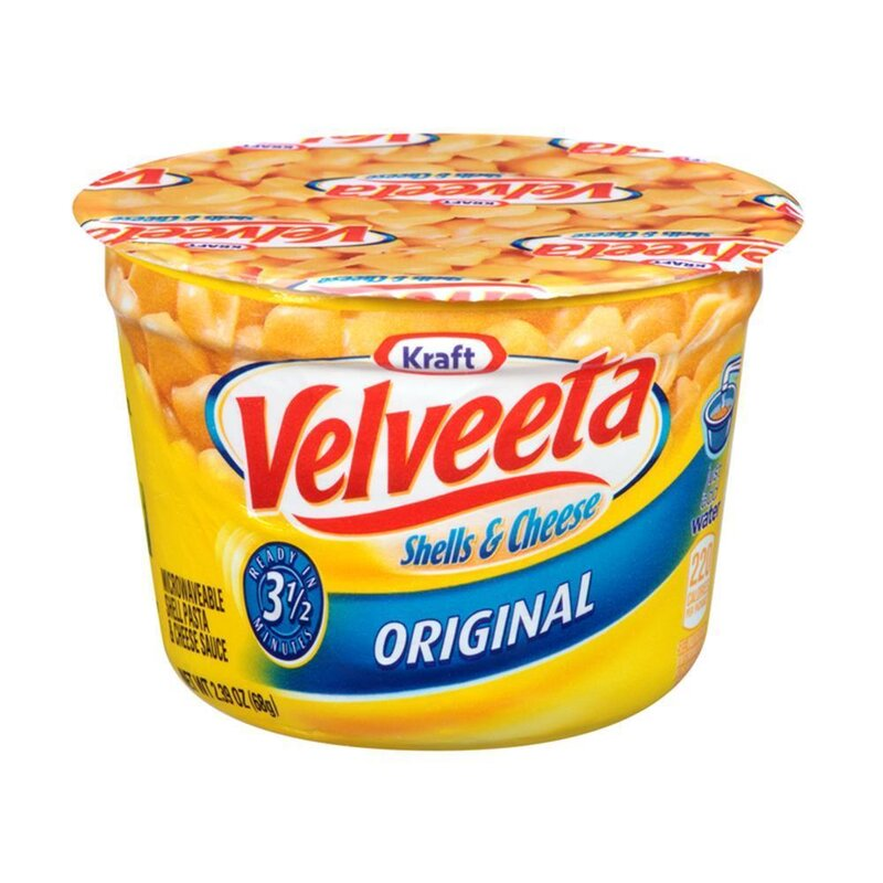 Velveeta - Shells & Cheese Cup - 1 x 68g
