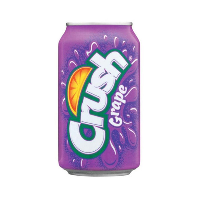 Crush Grape - 1 x 355 ml