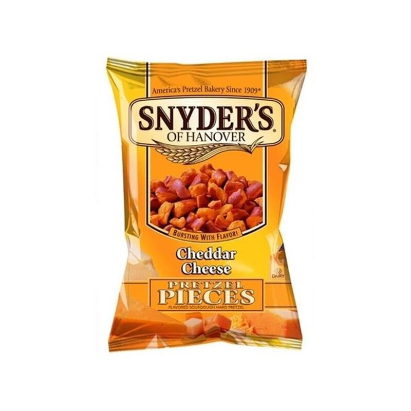 Snyders of Hanover - Cheddar Cheese - 3 x 125g