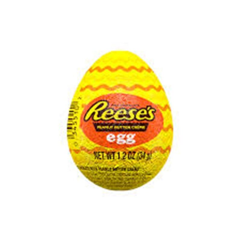 Reeses - Peanut Butter Creme EGG - 1 x 34g