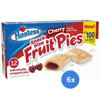 Hostess - Fruit Pies Cherry - 6 x 340g