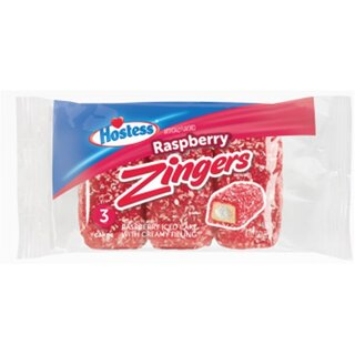 Hostess - Zingers Rasperry - 6 x114g