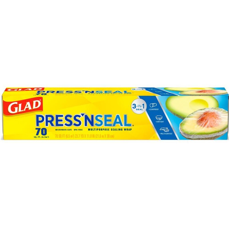 Glad - Press´n Seal Multipurpose Sealing Wrap