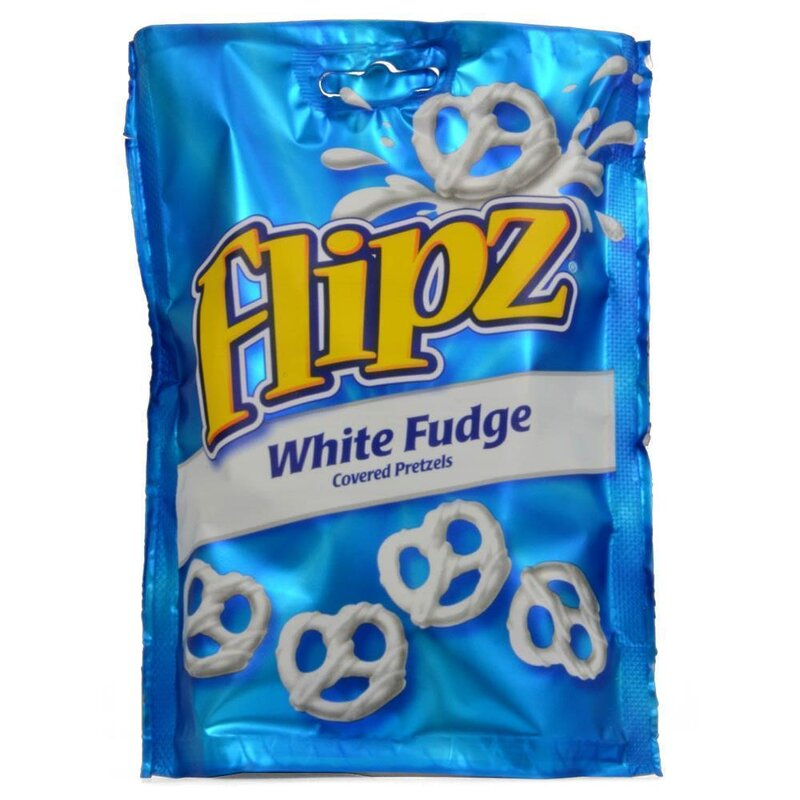 Flipz - White Fudge - 141g