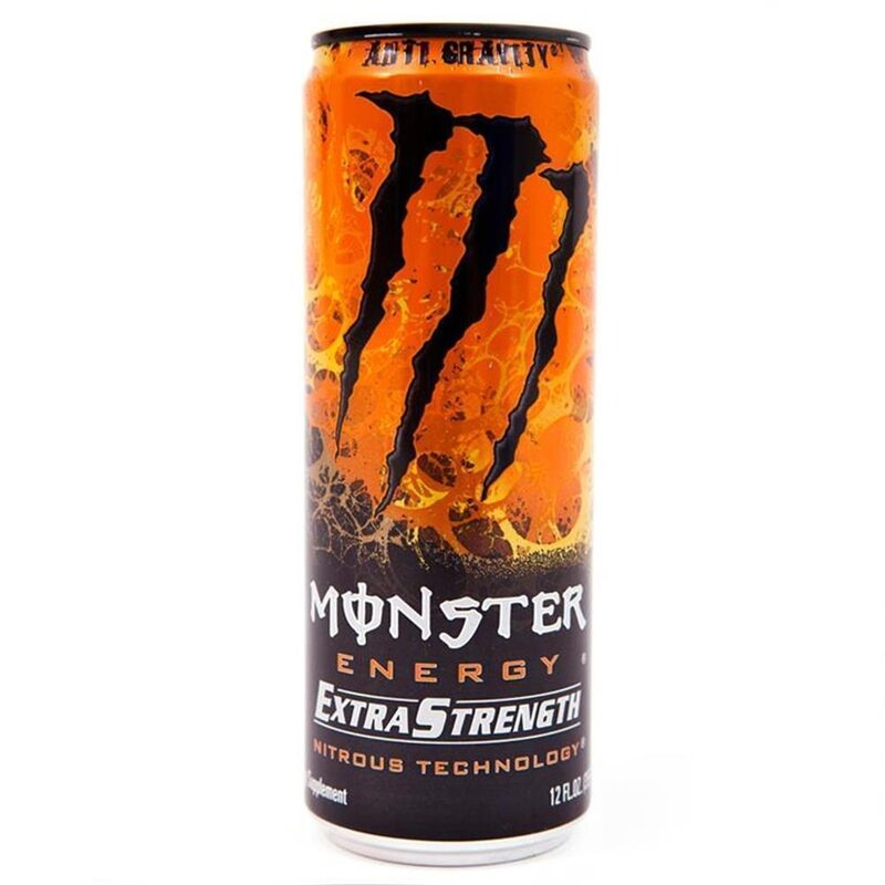 Monster USA - Energy Anti Gravity - Nitrous Technology - 355 ml