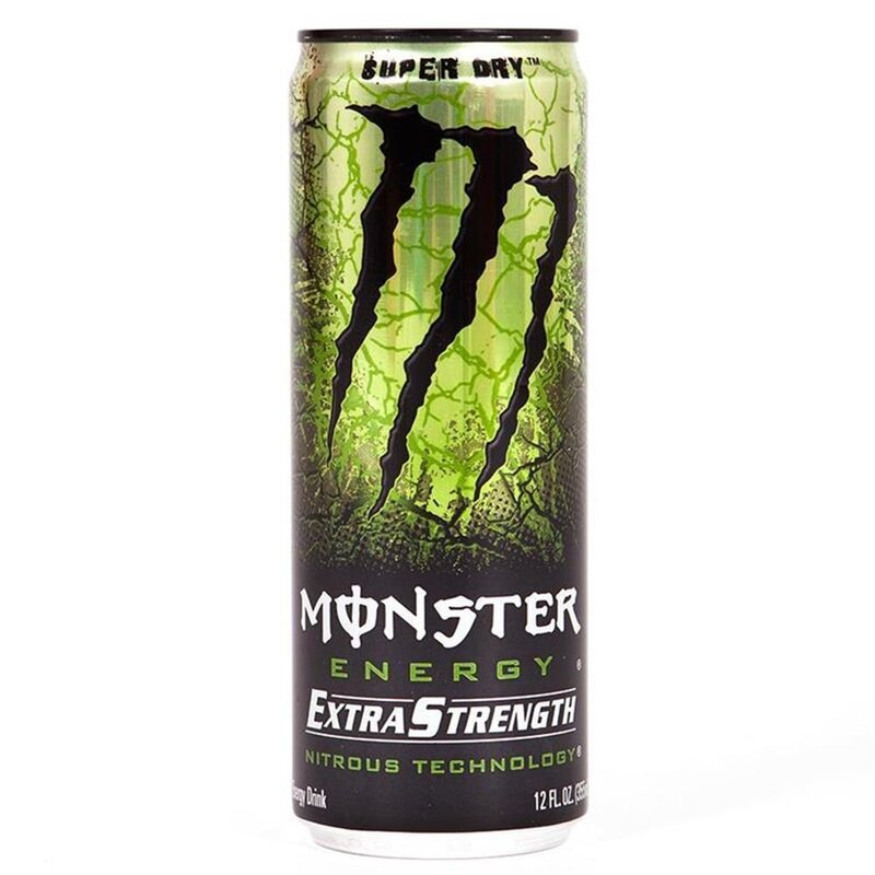 Monster USA - Energysuper Dry - Nitrous Technology - 355 ml