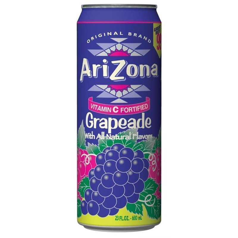 Arizona - Grapeade - 680 ml