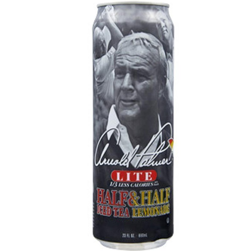 Arizona - Lite Half & Half Iced Tea & Lemonade - 680 ml