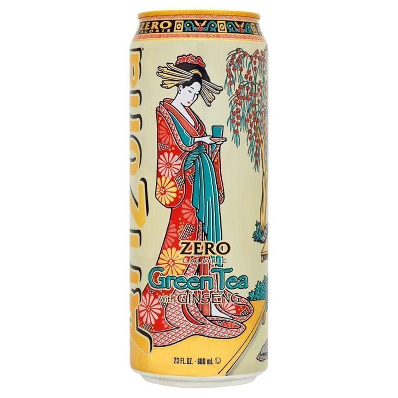 Arizona - Green Tea Zero / Diet - 680 ml
