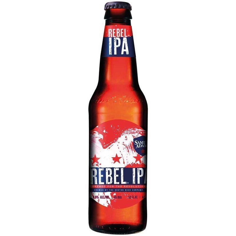 Samuel Adams - Rebel IPA 6.5% Alc/Vol - 355 ml
