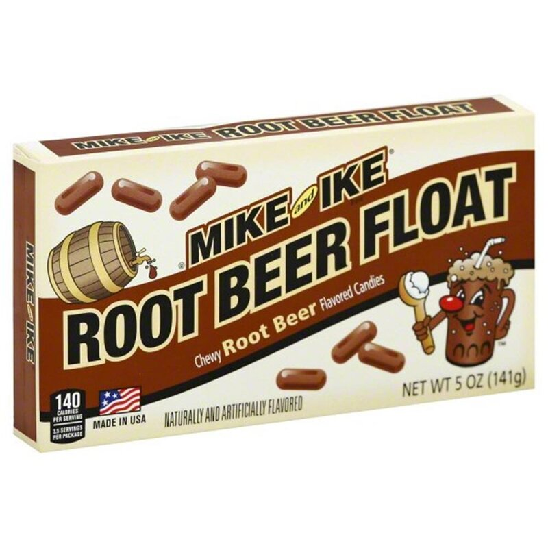 Mike and Ike - Root Beer Float - 12 x 141g