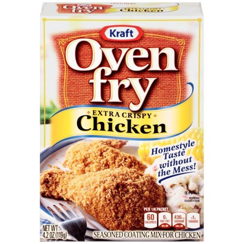 Oven fry - Extra Crispy Chicken - 119 g