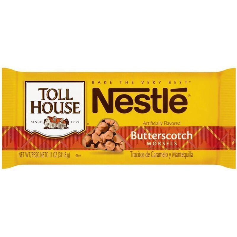 Nestle - Toll House Butterscotch Morsels - 311,8g