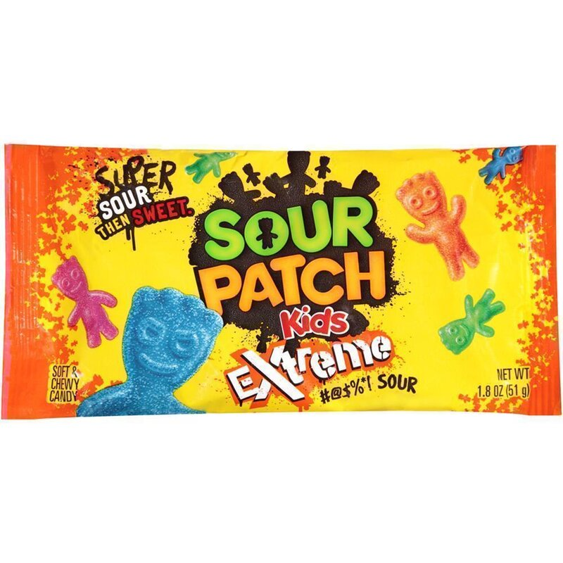 Sour Patch - Kids Extreme - 51 g