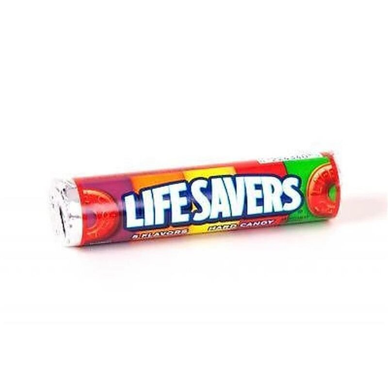 Lifesavers Five Flavors - 32g