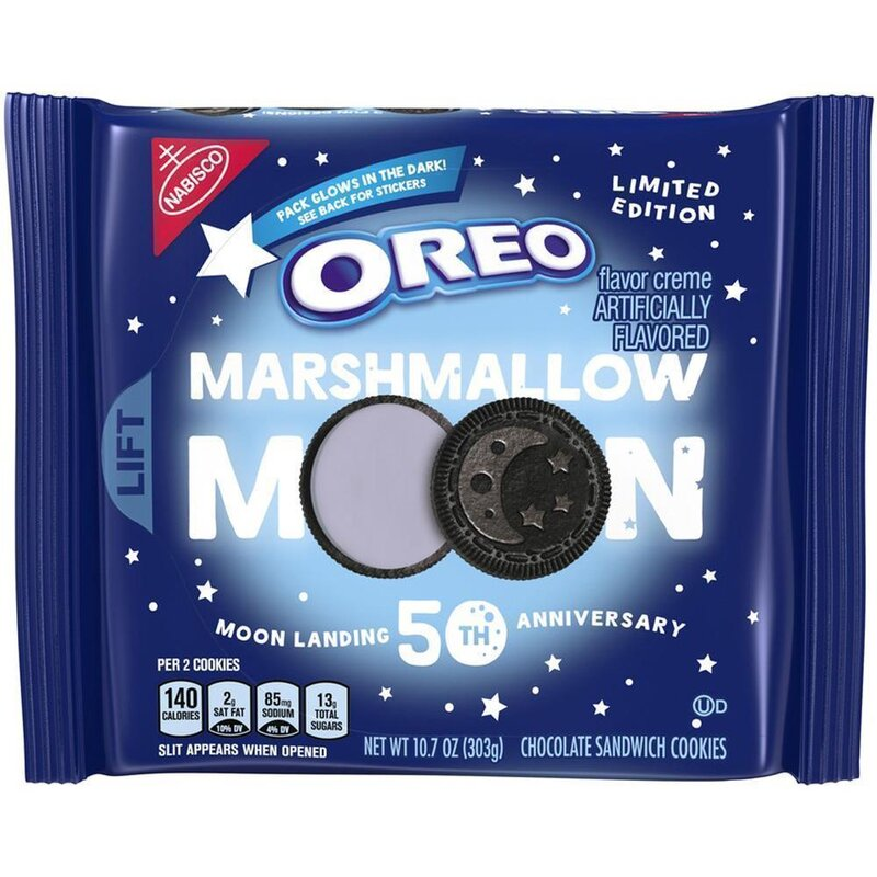 Oreo - Marshmallow Moon - Limited Edition - 303g