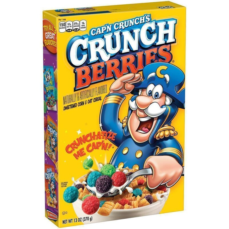Capn Crunch - Berries  - 370g