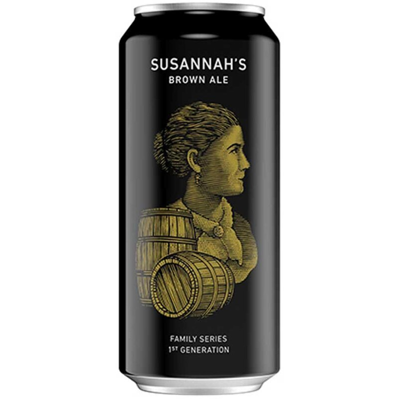 Moosehead -Small Batch Susannah´s Brown Ale  5.5% Alc. - 473 ml